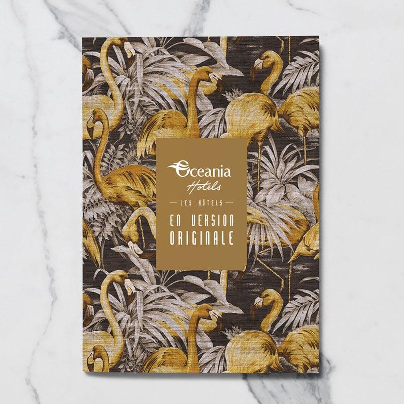 couverture du guide oceania créé par Coletteandco