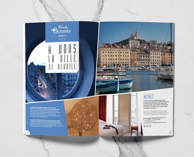 Double intérieure Marseille océania créée par Coletteandco