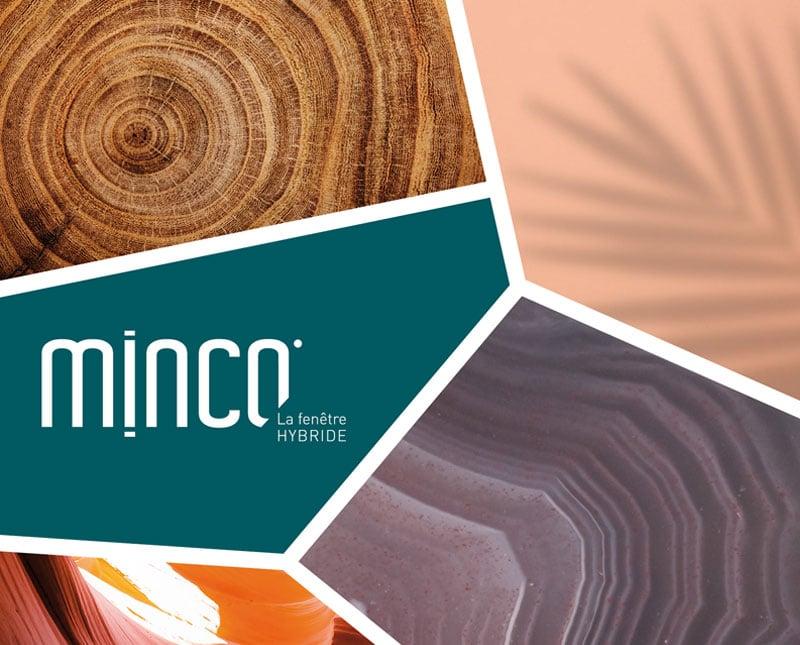 Mini Charte graphique Minco crée par Coletteandco